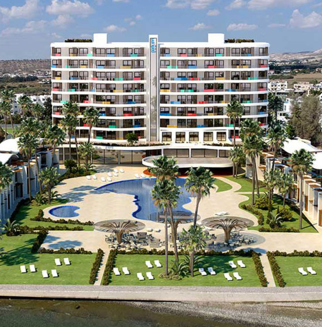 Radison Blu, Larnaca