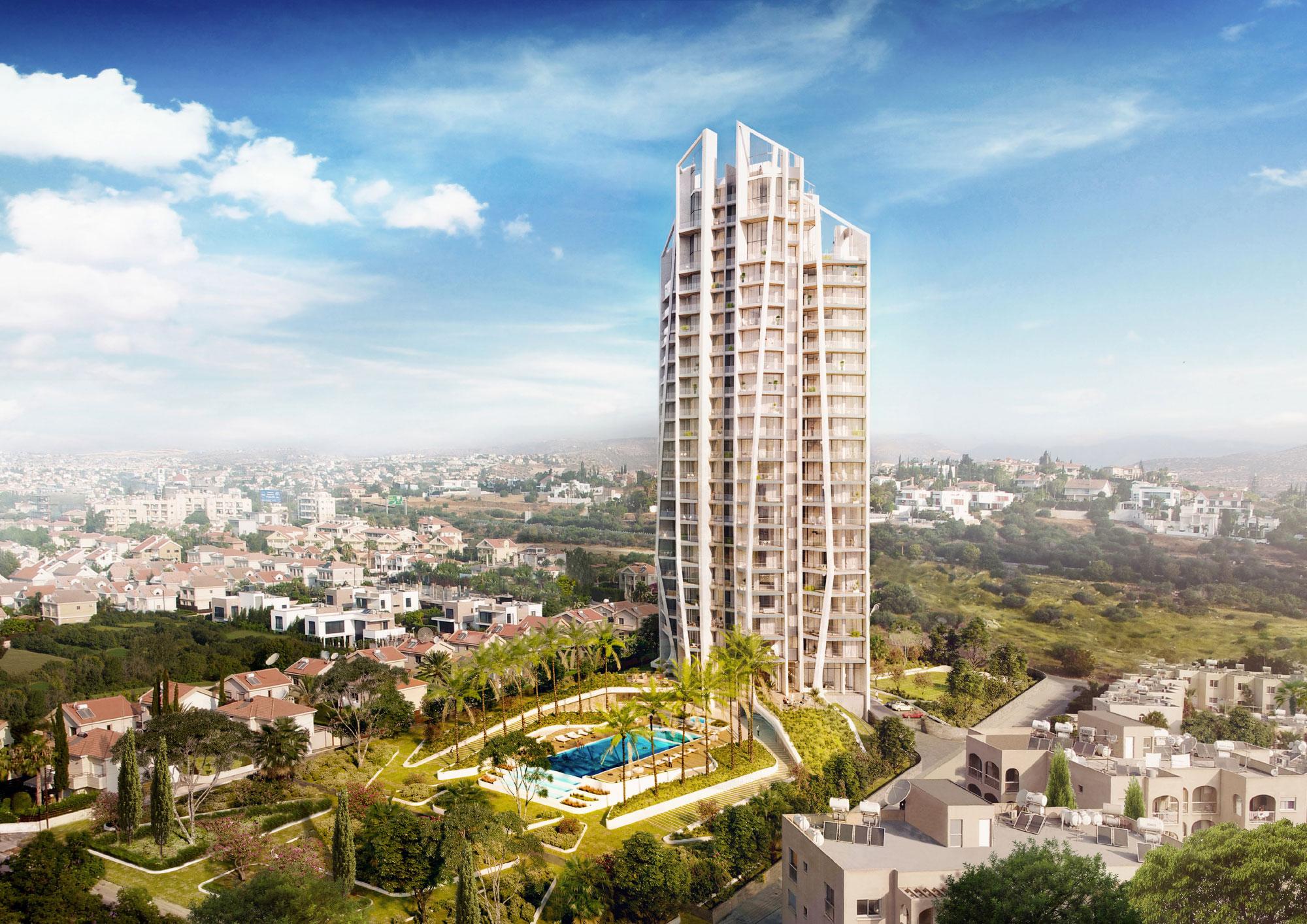 Skytower, Limassol