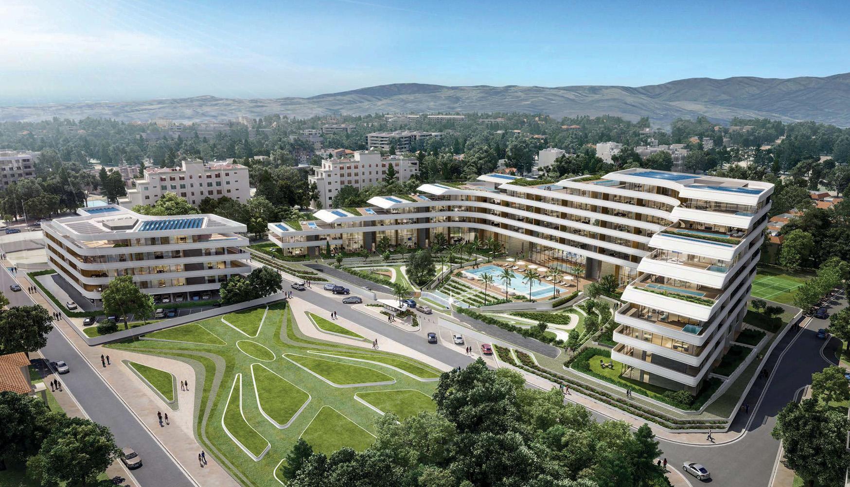 Eden Roc Residences, Limassol